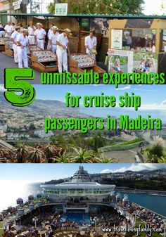 How to make the most of a cruise ship call into Madeira