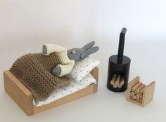 Encore bunny dollhouse furniture