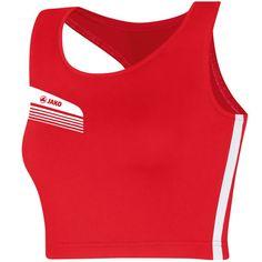 Fitness, Bra, Tank Tops, Sports, Women, Fashion, Red, Sleeves, T Shirts