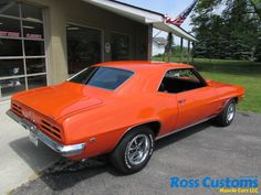 FOR SALE – 1969 Pontiac Firebird 400 – 4 speed – $33,900 « Ross Customs
