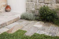 better than . Brick Pathway, Brick Paving, Paving Stones, Landscape Architecture, Landscape Design, Garden Design, Australian Native Garden, Drought Tolerant Garden, Garden Floor