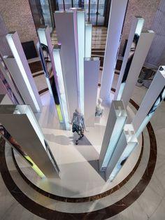 Zara installation by Duccio Grassi Architects, Milan visual merchandising