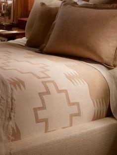 Ralph Lauren Home    Desert Modern Mohave Blanket