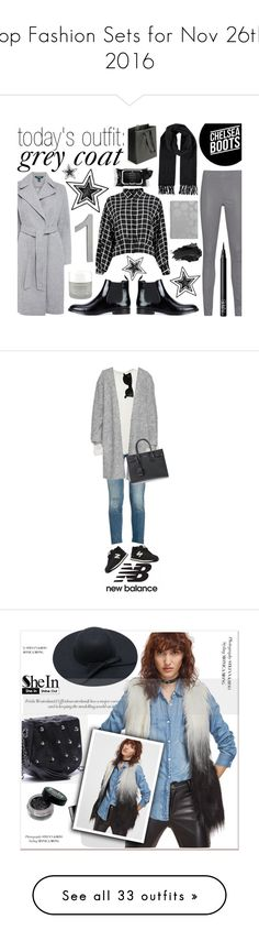 """""""Top Fashion Sets for Nov 26th, 2016"""" by polyvore ❤ liked on Polyvore featuring Lauren Ralph Lauren, Arma, Marc Jacobs, Boscia, Omorovicza, CB2, Urban Decay, NARS Cosmetics, CYCLE and Michael Kors"""