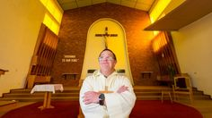 Almost 45 and still robing up as a church altar boy   Stuff.co.nz