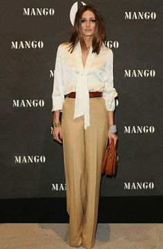 Olivia Palermo - simple & classic