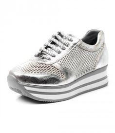 22064825 Купить Белые кроссовки с узором 17691 в интернет-магазине Mario Muzi. Цена  - 1890.00грн. Коллекция - 2017. Качественные кроссовки с быстрой доставкой  по ...