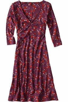 Title Nine: Amelia 3/4 Sleeve Dress - Got a flight to catch? Or a plane to fly?…