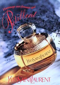 ✿ Yvresse - Yves Saint Laurent #beauty #perfume