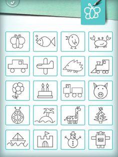 App para niños para aprender a dibujar