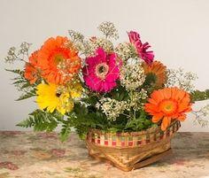 Gerbera, Glass Vase, Home Decor, Decoration Home, Room Decor, Home Interior Design, Home Decoration, Interior Design
