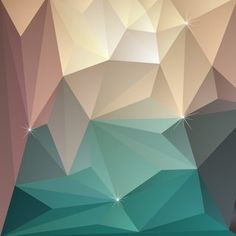 triangles with depth, design - Google Search