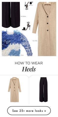 """Monday"" by amberelb on Polyvore featuring Rodarte, Simon Miller, Aquazzura and Miss Selfridge"