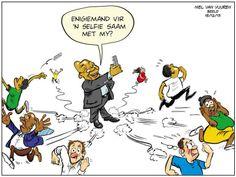 Zuma en sy selfie...