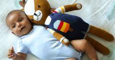 cuddle & kind: knit dolls that help feed children