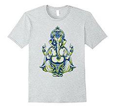 Ganesha Vishnu Hindu Buddhist Holy Religious Deity T-shirt