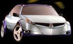 http://chicerman.com  carsthatnevermadeit:  Pontiac Piranha 2000. A 4x4 coupe concept with smaller suicide-style rear doors. Folding the rear seats and removing the boot life turned the coupe into a pick-up  #cars