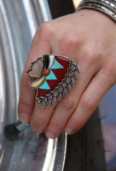 the chieftain ring
