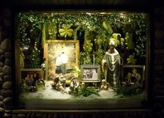 A St. Patrick's Day tribute: Window at Paul's Flowers honors Larry and Sharon Piotrowski | MLive.com