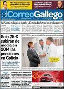 DescargarEl Correo Gallego - 14 Diciembre 2013 - PDF - IPAD - ESPAÑOL - HQ