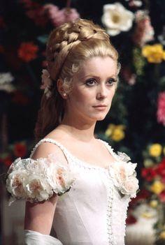 Catherine Deneuve in, 'Mayerling'.