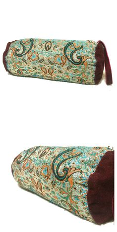 ON SALE 25% Silk Cosmetic Bag // Silk Clutch // Makeup Bag // Silk Bag (17.50 USD) by my23element