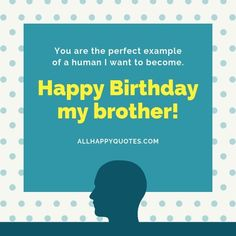 Birthday Wishes for Brother: try our tested surprise ideas and gift ideas now and send birthday wishes for brother, brother-in-law, younger brother and Birthday Wishes For Brother, Happy Birthday Wishes, Celebrities, Happy Bday Wishes, Celebs, Happy Birthday Greetings, Celebrity, Birthday Wishes Greetings, Birthday Wishes