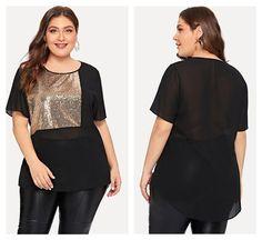 Blouses For Women, Ladies Blouses, Shirt Blouses, Shirts, Office Ladies, Sheer Blouse, Women Brands, Summer Shorts, Short Sleeve Blouse