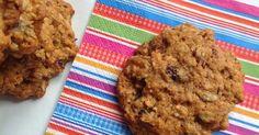 VÍKENDOVÉ PEČENÍ: Ovesné sušenky s ořechy a semínky Baked Goods, Ham, Cookies, Baking, Pastries, Crack Crackers, Hams, Biscuits, Bakken