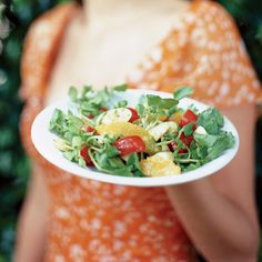 The citrusy dressing on this Caribbean-inspired hearts of palm salad is marvelously dense with fresh cilantro, shallots, lemon juice and honey. The or...