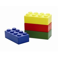 STRESS BUILDING BLOCKS   Stress Building Blocks (4 Blocks). Pad Print area 65mm x 15mm (1 Block). Includes 1 Colour 1 Position Pad Print. Colours: Red, Yellow, Green, Blue.  Size: 80mm x 90mm x 40mm