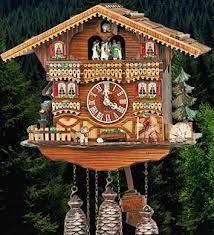 Cuckoo Clock Black Forest Germany