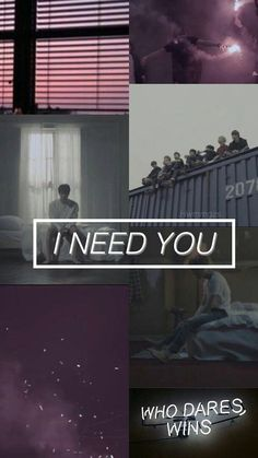 Page 3 Read Wallpaper from the story Imagine BTS - Finalizada - Parte 1 by Sra_Romanoff (CH) with reads. Bts I Need U, Bts Love, I Need You, Foto Bts, Namjoon, Taehyung, Seokjin, Bts Wallpaper, Wallpaper Quotes