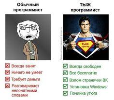Подборка комиксов и карикатур