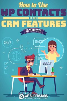 Want to add CRM features to your WordPress website? Here's how to do it using the WP Contacts plugin. Make Money Blogging, Make Money Online, How To Make Money, Virtual Assistant, Assistant Manager, Wordpress Website Design, Wordpress Plugins, Blogging For Beginners, Teaching English