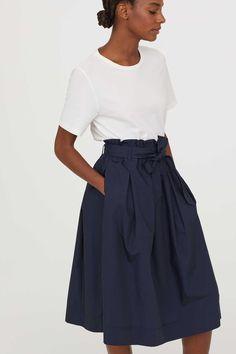 H&M Calf-length Skirt $34.99
