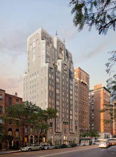 135 east 79th Art Deco revival