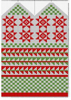 Vanten Sigrid av Gunnel Wright, Göteborg Inspiration till mönstret är hämtad från lapptäcksvärlden, där geometriska former kan fyllas med färg och varieras i det oändliga. Det här är bara ett färgs… Mittens Pattern, Knitting Socks, Mitten Gloves, Knitting Needles, Knit Socks, Knitting Charts, Knitting Ideas, Fair Isle Pattern, Tejidos