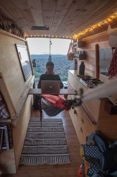 Here's a post from Cyrus Sutton about the build out of his new home on wheels. There is a full clip and then an in depth write up of what went into this amazing Van conversion including cost, materials, labour and ideas. Thank you so much for sharing with us Cyrus your a legend! My Sprinter was a dream to drive but the living quarters were a problem. Things were always sliding around and it was hard to keep anything organized. I started building a list of features I wanted to put into m...