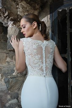 Shabi & Israel 2015 Wedding Dresses   Wedding Inspirasi