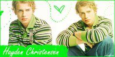L' Albero di Natale: Hayden Christensen