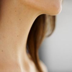 Chin Workout--sounds silly but it works your facial muscles and gets rid of that double chin and jowls! this sounds fun!