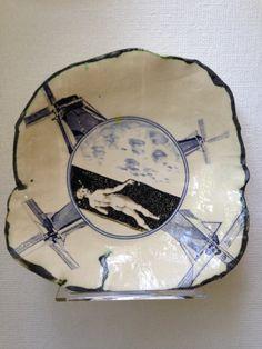 ''AIR/WATER'' Ruan Hoffmann plate 2014
