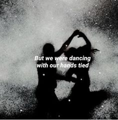 Taylor Swift // Dancing With Our Hands Tied