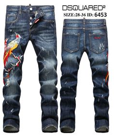 Cheap Dsquared Jeans In 171213 For Men, $64.50 On Dsquared Jeans