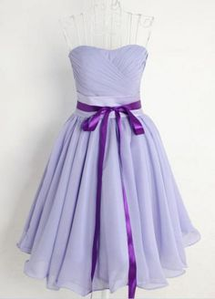 Ruffle Belt Pleated Party Dress- I feel like this would complement my hair :)