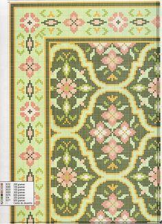 Gallery.ru / Фото #56 - aaa - karadima Needlepoint Patterns, Embroidery Patterns Free, Cross Stitch Embroidery, Hand Embroidery, Cross Stitch Patterns, Embroidery Designs, Cross Stitch Love, Cross Stitch Flowers, Cross Stitch Designs