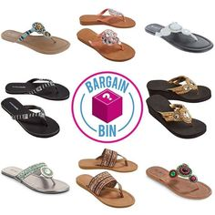 Summer Sandal Bargai