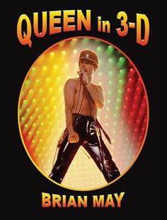 Riflettori su...di Silvia Arosio: Brian May - Queen in 3-D, in preordine il cofanett...