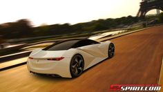 Designer Jeremy Lemercier Supercar Photo 15